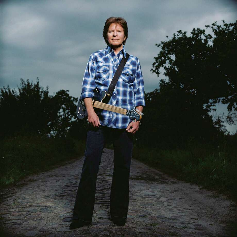 Rock legend John Fogerty, a member of the Rock and Roll Hall of Fame, performs live at 8:30 p.m. this Thursday, Aug. 24, at the Levitt Pavilion of Performing Arts, headlining the Levitt's Gala Fundraising Evening. Photo: Nela Koenig / Contributed Photo / Greenwich Time Contributed