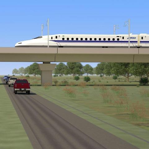 Texas bullet train meetings set for stops in Cypress, Waller