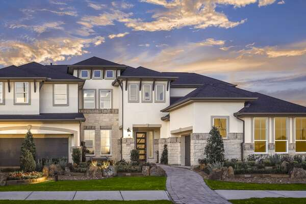 Trendmaker Homes has opened new model homes for sale on 70-foot and 80-foot wide lots in The Reserve at Clear Lake.