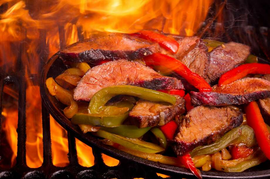 Today is National Fajita Day. As if you weren't already going to eat fajitas anyway. Click ahead for best spots for fajitas in San Antonio.
