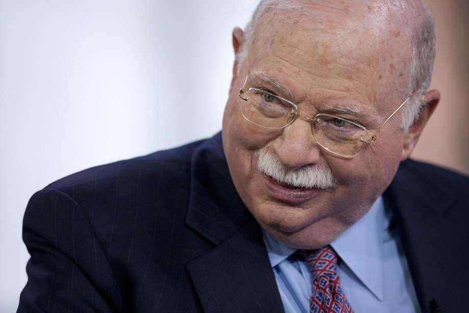 Michael Steinhardt Photo: Bloomberg Photo By Scott Eells / Bloomberg
