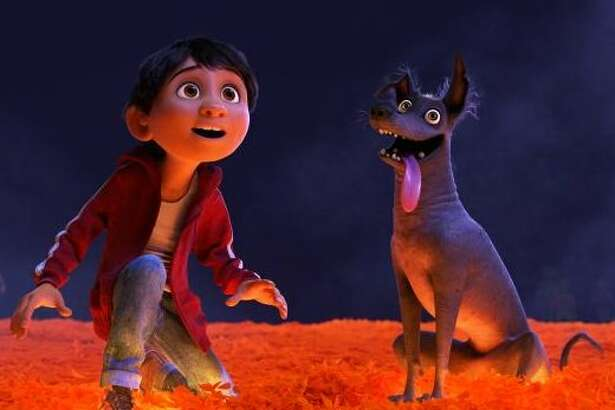 "Disney released photos of its upcoming pixar film, ""Coco."""