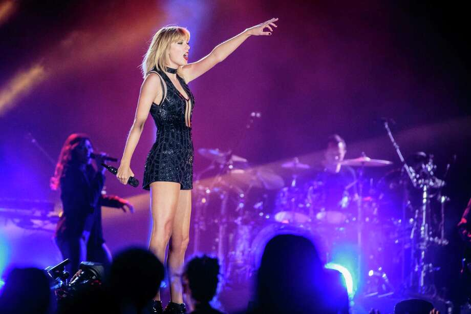 Singer-songwriter Taylor Swift, shown performing in October at Circuit of The Americas in Austin, told a court earlier this month of being groped during a photo opportunity. In her countersuit to a suit filed against her because she reported the incident, she won. Photo: Suzanne Cordeiro /AFP / Getty Images / AFP or licensors