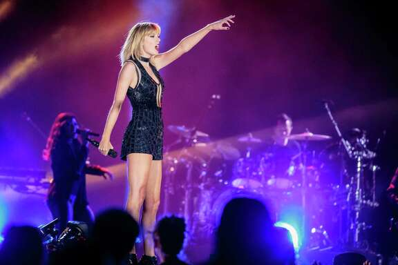 Singer-songwriter Taylor Swift, shown performing in October at Circuit of The Americas in Austin, told a court earlier this month of being groped during a photo opportunity. In her countersuit to a suit filed against her because she reported the incident, she won.