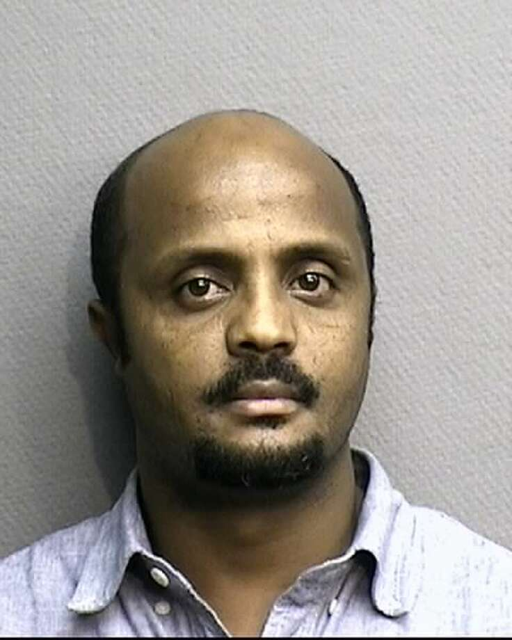 Abel Hagos was arrested by Houston Police and charged with prostitution as part of a month-long sex sting operation conducted by the Harris County Sheriff's Office and the Houston Police Department. Photo: Harris County Sheriff's Office