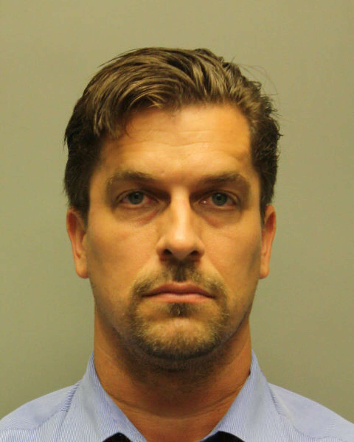 David McClure was arrested by the Harris County Sheriff's Office and charged with prostitution as part of a month-long sex sting operation conducted by the Harris County Sheriff's Office and the Houston Police Department.