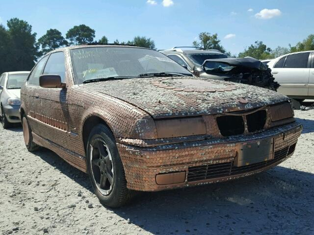 Someone in Houston is selling a 1997 BMW covered in pennies