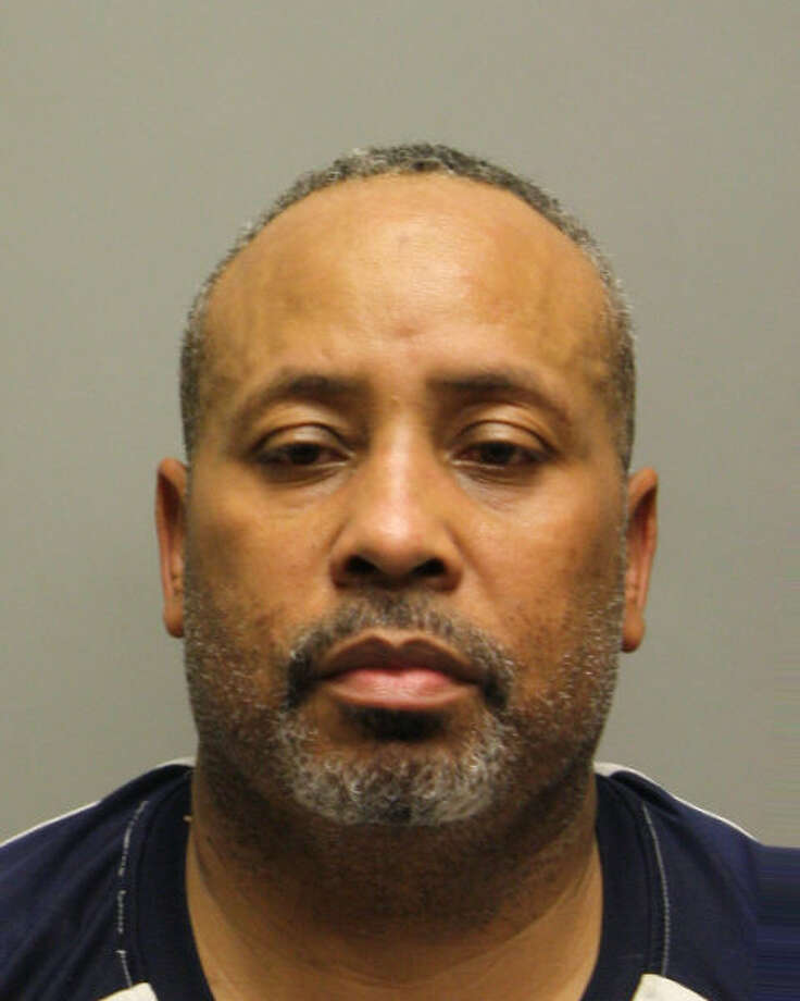 Darin Thomas was arrested by the Harris County Sheriff's Office and charged with prostitution as part of a month-long sex sting operation conducted by the Harris County Sheriff's Office and the Houston Police Department. Photo: Harris County Sheriff's Office