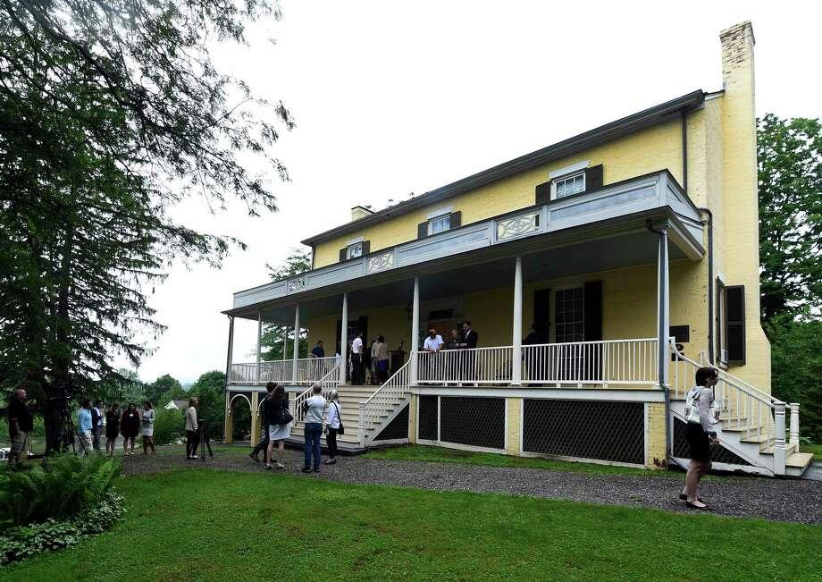 Study of Thomas Cole site in Catskill shows economic boost