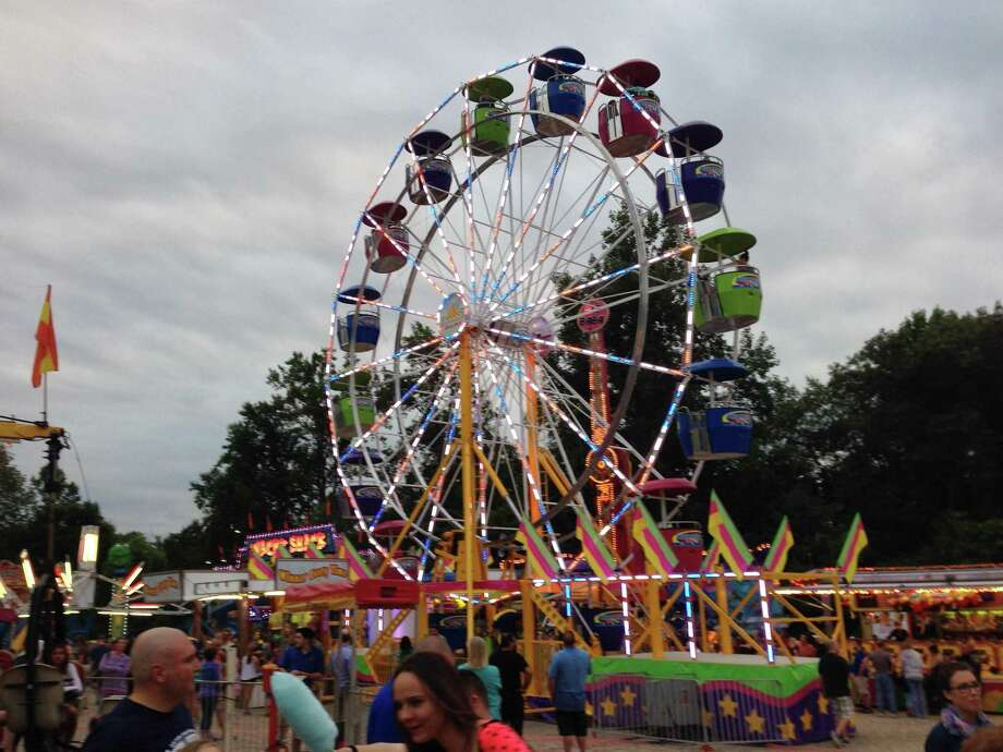 The 27th annual St. Jude Italian Festival, which attracts more than 10,000 visitors, runs through Saturday, Aug. 26, on the church grounds in Monroe on Route 111 near the intersection of Route 110. Photo: St. Jude Parish / Contributed Photo