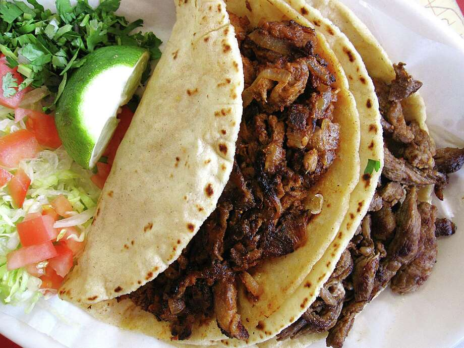 Tacos will be celebrated at the Connecticut Taco Festival at the Danbury Ice Arena on Saturday, Aug. 26. Photo: Mike Sutter / San Antonio Express-News