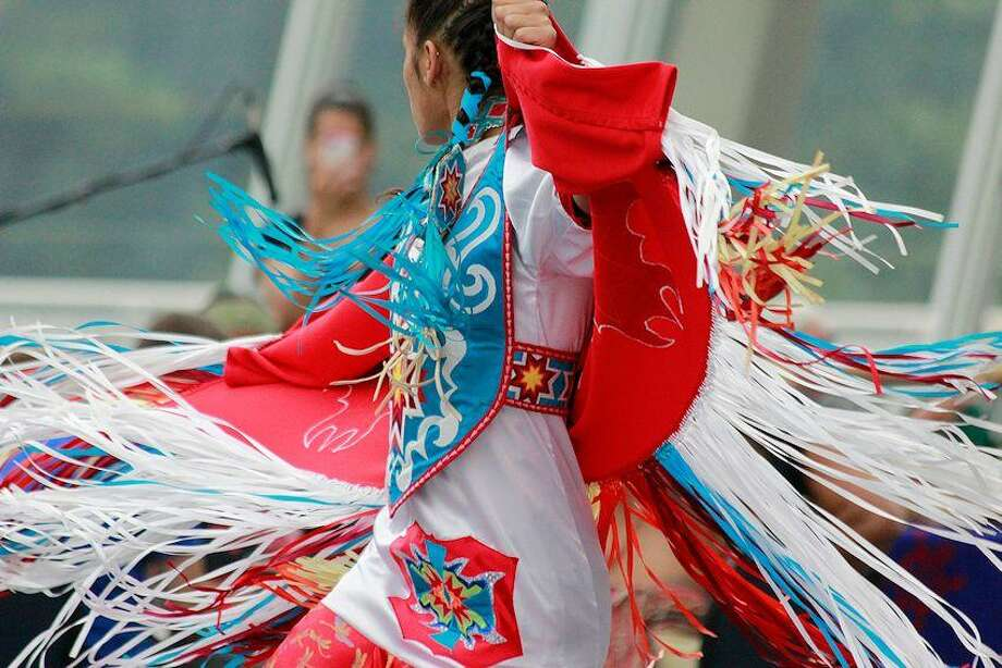 The 26th annual Schemitzun: Feast of Green Corn & Dance is set for Saturday and Sunday, Aug. 26 and 27, at Foxwoods in Mashantucket. Photo: Mashantucket Pequot Tribal Nation / Contributed Photo