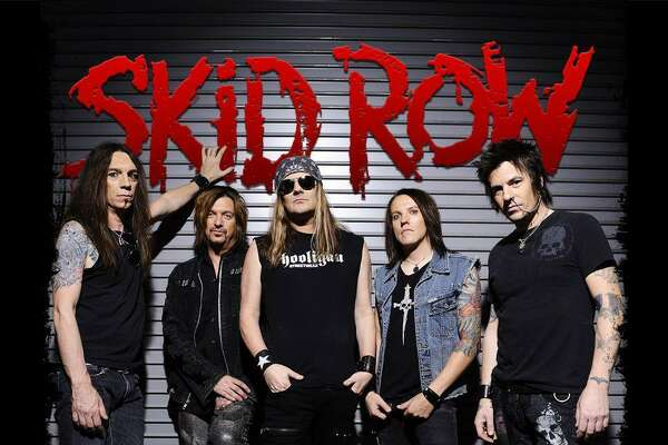 Skid Row will headline at the Bacon & Brew Festival Saturday, Aug. 26, at CityCenter, Danbury.