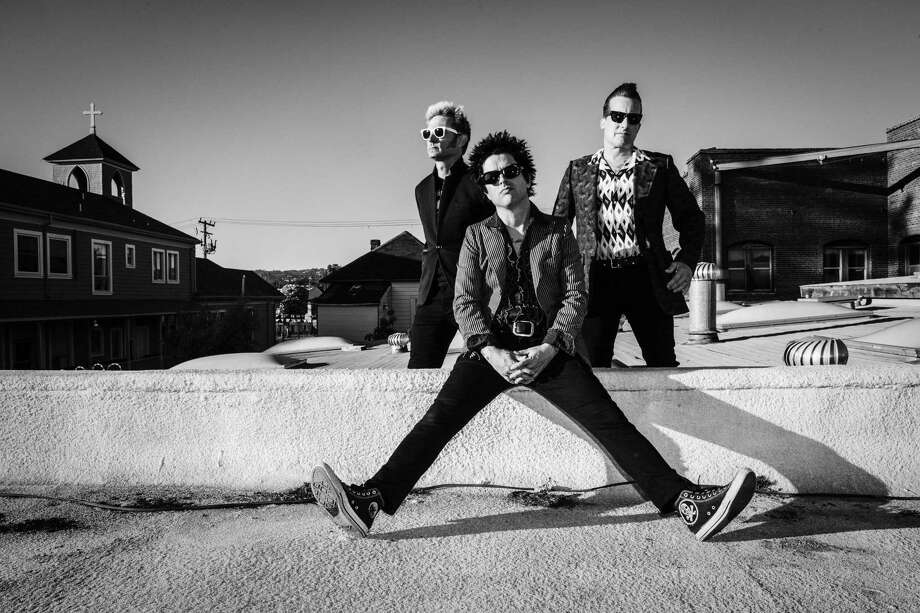 Green Day rocks Hartford's Xfinity Theatre on Tuesday, Aug. 29. Photo: Frank Maddocks / Contributed Photo