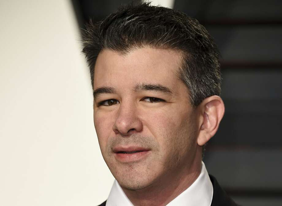 Travis Kalanick contends that Benchmark plotted against him. Photo: Evan Agostini, Associated Press