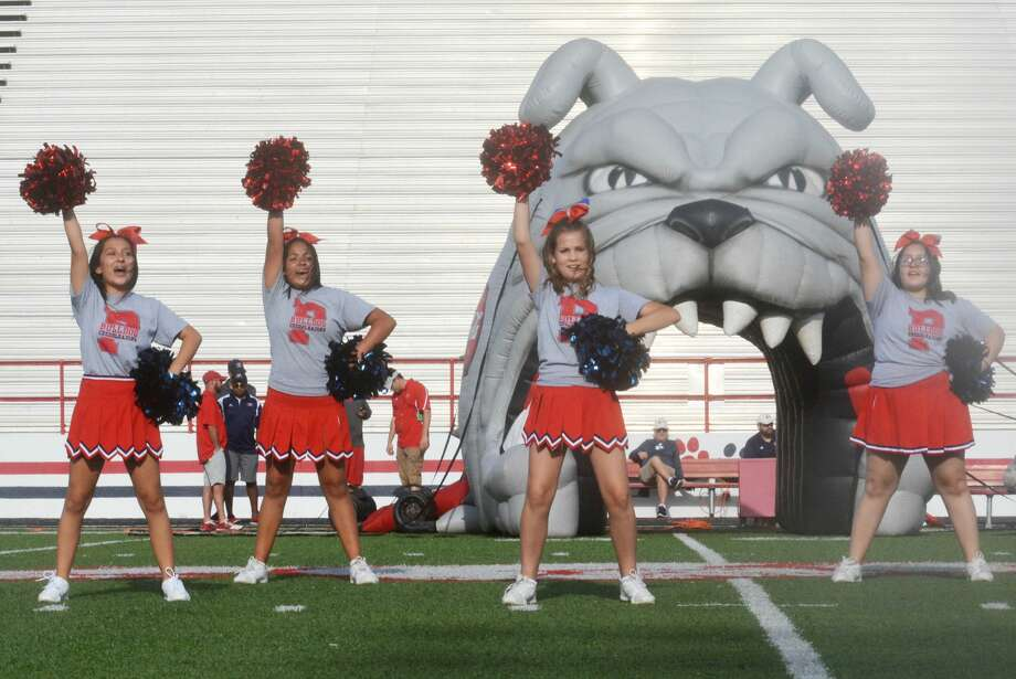 Meet the Bulldogs Night Photo: Skip Leon/Plainview Herald