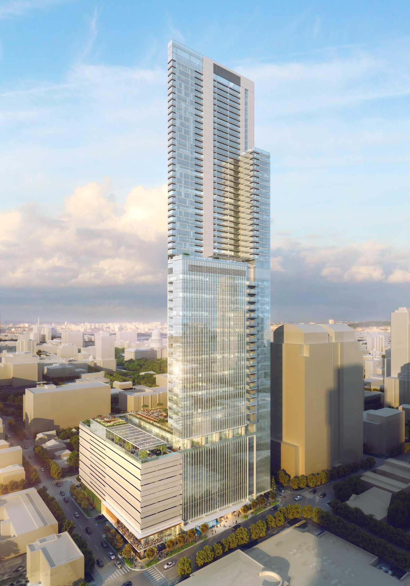Colleges In Austin Tx >> San Antonio developer Lynd to build tallest building … in Austin - San Antonio Express-News