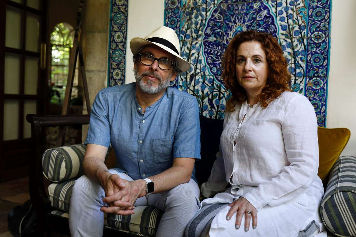 Author Ayelet Waldman, known for her frank essays on motherhood and marriage is one-half of this powerful writing duo. Her husband is Pulitzer Prize-winning author Michael Chabon.