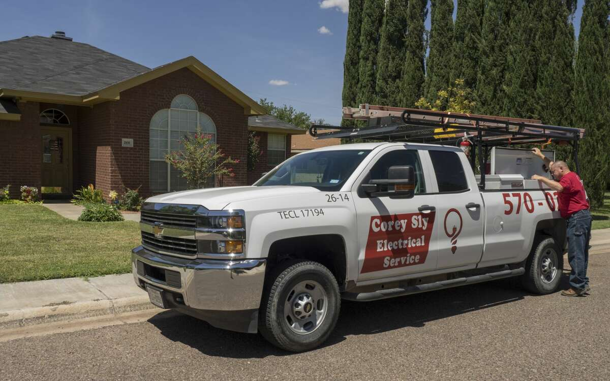 FAVORITE ELECTRICAL REPAIR: Corey Sly Electrical Service