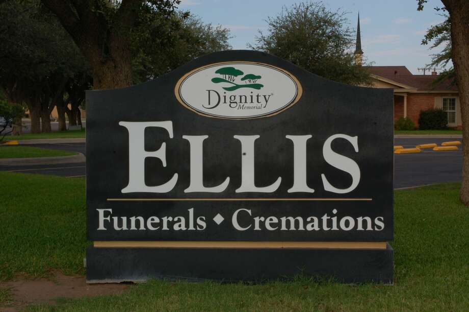 FAVORITE FUNERAL HOME: Ellis Funeral Home Photo: Courtesy Photo
