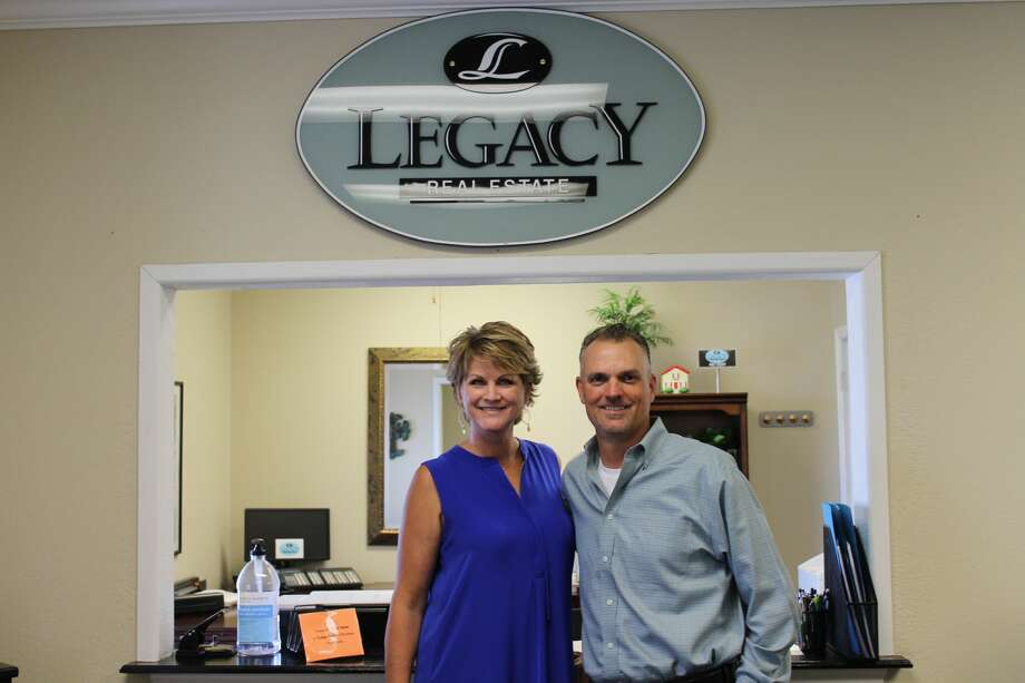FAVORITE REAL-ESTATE AGENCY: Legacy Real Estate Photo: Courtesy Photo