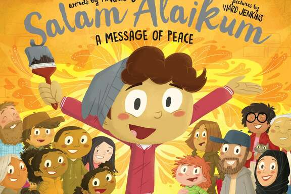 CHILDREN'S BOOK: SALAM ALAIKUM: A Message of Peace is written by Harris J, a young British Muslim artist and international music sensation who NPR deemed 3the Muslim Justin Bieber.  The book celebrates spreading peace, love, and happiness throughout the world, using the lyrics of his international YouTube hit (58MM views) of the same name. it publishes Sept. 5. Simon & Schuster,