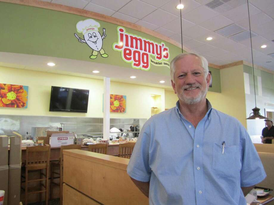 Restaurateur Jim Chaney has launched JC's Cafe in the home of his two former Jimmy's Egg franchises. Photo: Express-News File Photo / San Antonio Express-News