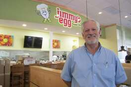 Restaurateur Jim Chaney has launched JC's Cafe in the home of his two former Jimmy's Egg franchises.