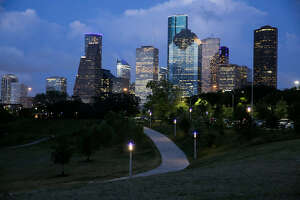 El downtown de Houston. (Archivo)