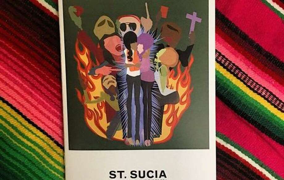 "St. SuciaThis quarterly San Antonio zine is dedicated to ""all parts of La Vida de Mujer."" The DIY Latina feminist zine publishes short stories, poems and artwork from across the United States, Canada and Latin America. Photo: Courtesy Isabel Ann Castro"
