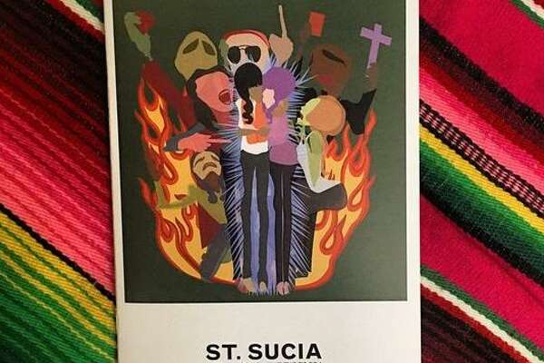 """St. Sucia This quarterly San Antonio zine is dedicated to """"all parts of La Vida de Mujer."""" The DIY Latina feminist zine publishes short stories, poems and artwork from across the United States, Canada and Latin America."""