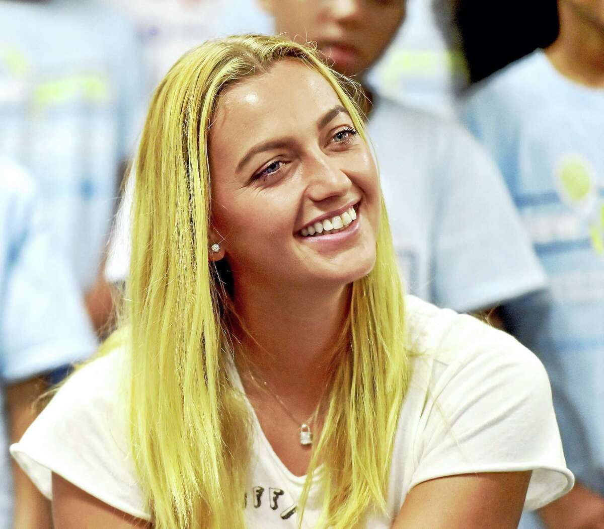 Petra Kvitova will be the No. 3 seed in the main draw of the Connecticut Open.