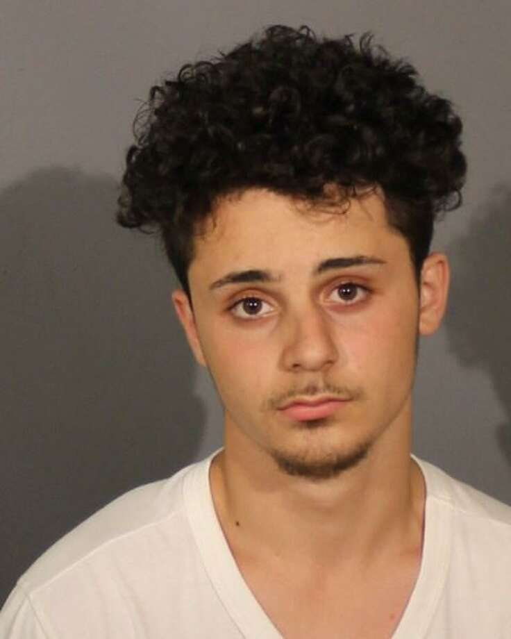 Ronald Massagli, 15, of Danbury was charged with felony murder, second-degree robbery, second-degree criminal mischief, fifth-degree larceny and four counts of conspiracy to commit—one for each charge, police said. Photo: /