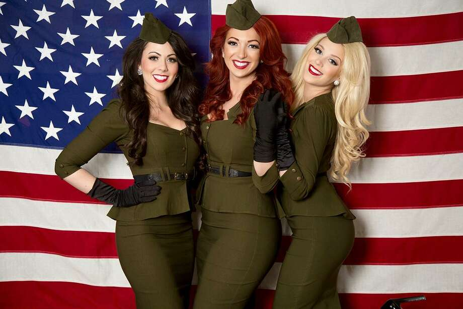 Join the Greenwich Chaplaincy Services on Sept. 9, for a USO Show reminiscent of the classic USO shows that Bob Hope hosted for the armed forces starting in WWII. The cast will include a talented group of local actors and singers, and will also feature The American Bombshells, who travel the globe with an All-American show in three-part harmony. Set for The Nathaniel Witherell at 70 Parsonage Road in Greenwich. Tickets are $75 per person, which includes a wine and hors d'oeuvres reception before the show. To purchase tickets or get more information, call the GCS office at 203-618-4321. Photo: Contributed /