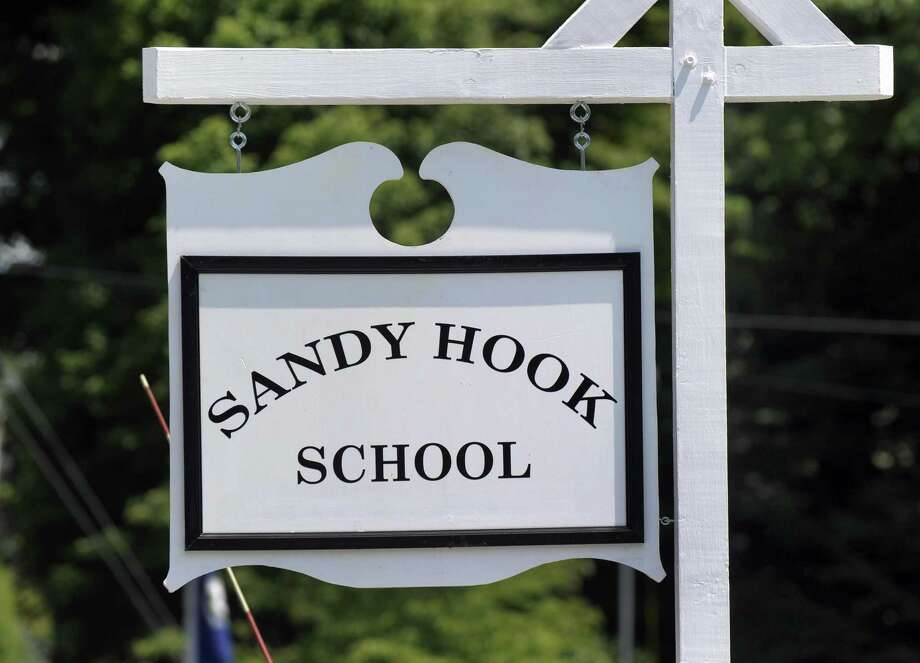 The media and the general public got their first look Friday, July 29, 2016,  at the new Sandy Hook Elementary School school built to replace the one where 20 first-graders and six educators were massacred in December 2012. Photo: Carol Kaliff / Carol Kaliff / The News-Times