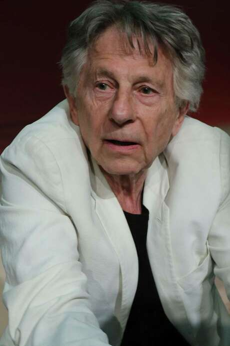 """Roman Polanski during the press conference for the film """"Based on a True Story"""" held at the Palais des Festivals, during the 70th Cannes Film Festival, on May 27, 2017, in Cannes, France. Three women have claimed that Polanski sexually victimized them. (Jean-Marc Haedrich/Abaca Press/TNS) Photo: Jean-Marc Haedrich, MBR / Abaca Press"""