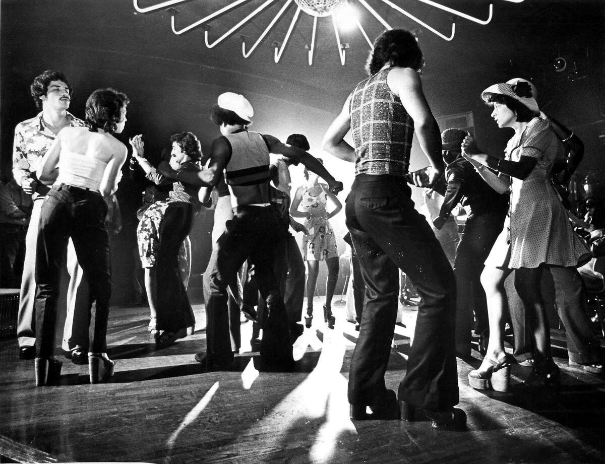 Big Brother's discoteque in New York in 1975. A an early U.S. disco.