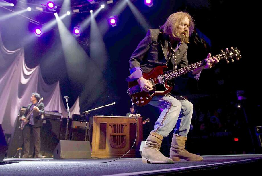 Tom Petty and the Heartbreakers will perform the first of three shows at the Greek Theatre on Tuesday, Aug. 22, as part of their 40th anniversary tour. Photo: Jason Fochtman, AP