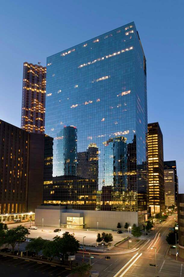 Total Plaza has gained a law firm as a new tenant. Photo: Jerry Jones / ©2012 Jerry Jones