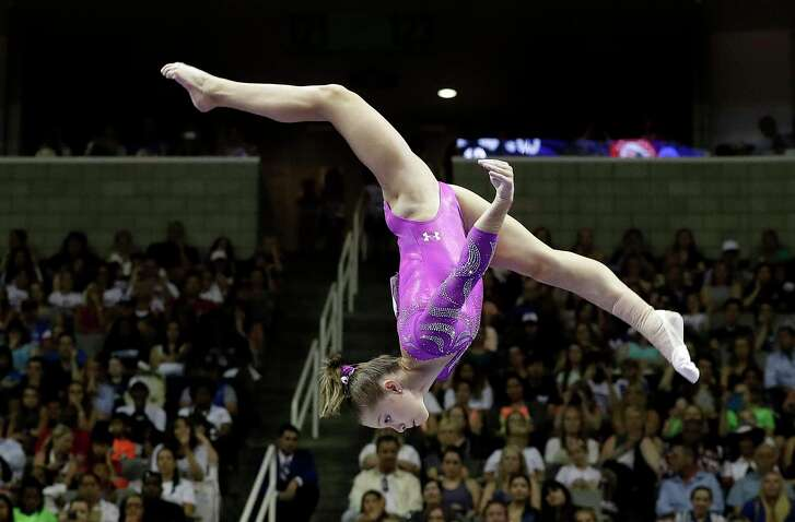 """In the absence of the """"Final Five"""" from the 2016 U.S. Women's Olympic team, Ragan Smith and a new crop of talent lead the way at the U.S. championships."""