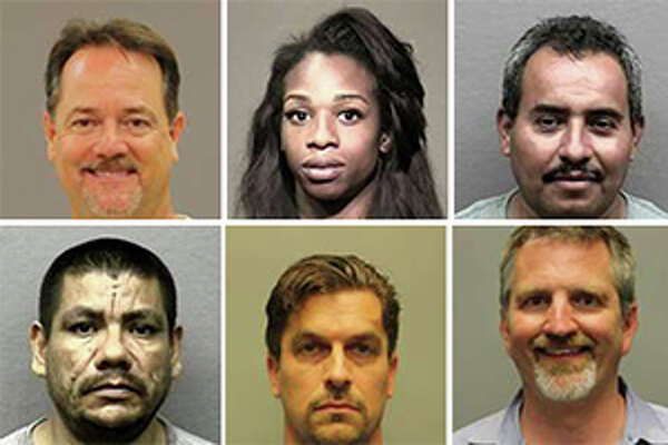 Houston-area law enforcement arrested more than 250 johns and sex traffickers during a weeks-long crackdown on local prostitution.