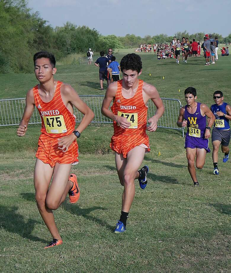 United's cross country teams have combined for five victories this season with the girls' team winning all three meets and the boys' team earning two titles and a third-place finish. Photo: Cuate Santos /Laredo Morning Times File / Laredo Morning Times