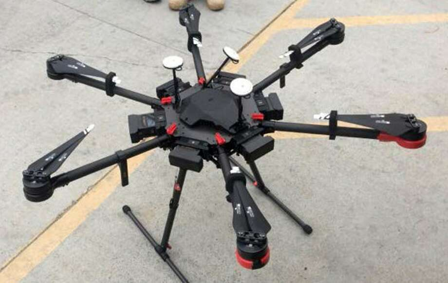 Man arrested for attempting to smuggle methamphetamine across border using drone