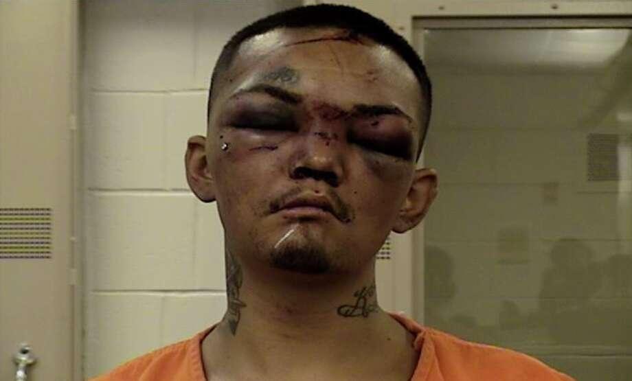 Angelo Martinez, Bernalillo County Sheriff's Office.>>Texas' craziest mugshots