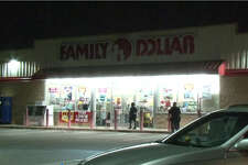 A man is in custody after robbing a Family Dollar store early Saturday morning in northwest Houston, according to the Houston Police Department.