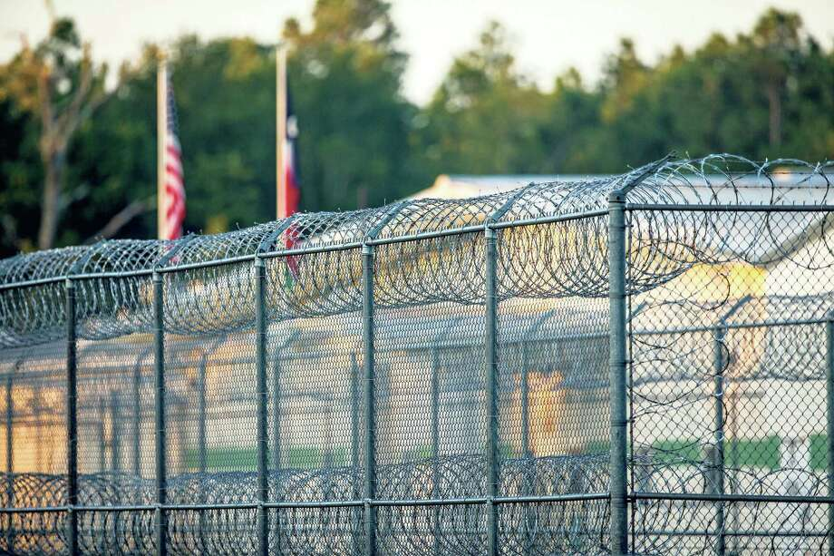Business is booming for GEO Group, a prison company whose holdings include the Joe Corley Detention Facility in Conroe. Photo: Brett Coomer, Houston Chronicle / © 2017 Houston Chronicle