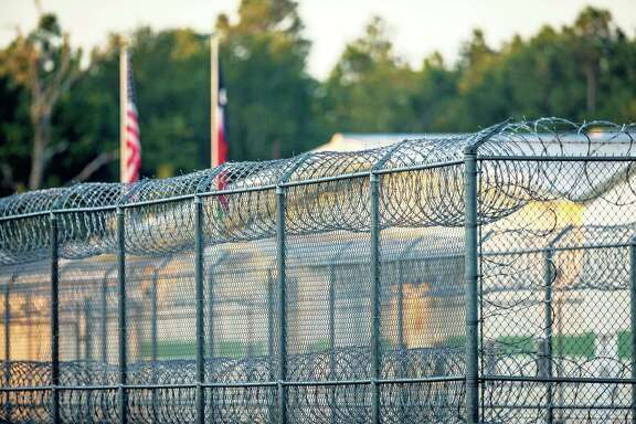 Business is booming for GEO Group, a prison company whose holdings include the Joe Corley Detention Facility in Conroe.