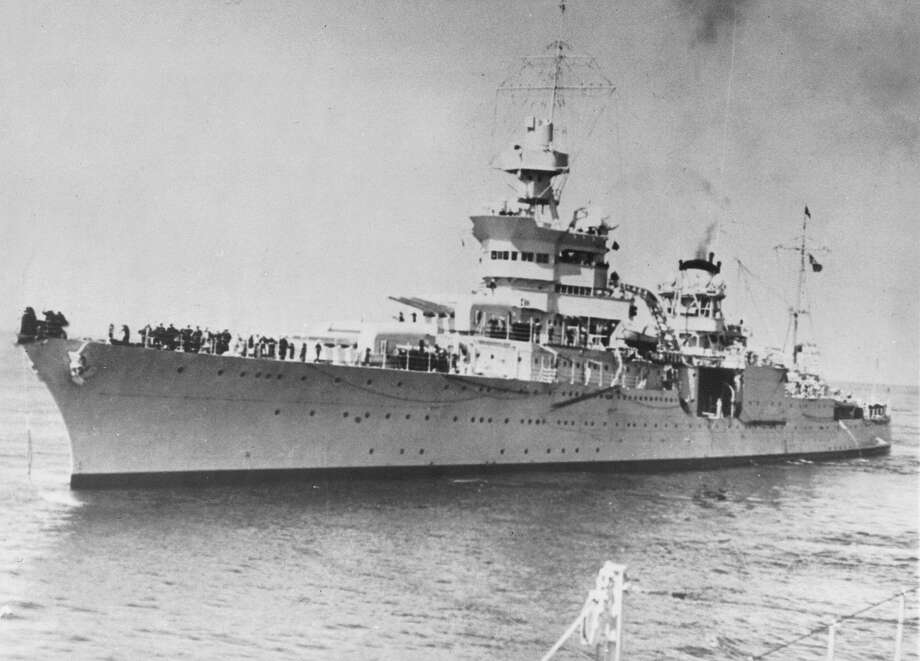 Wreckage of USS Indianapolis Found 70 Years Later