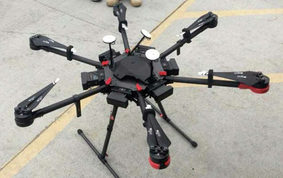 Man Caught Using Drones to Smuggle Drugs Over the Border