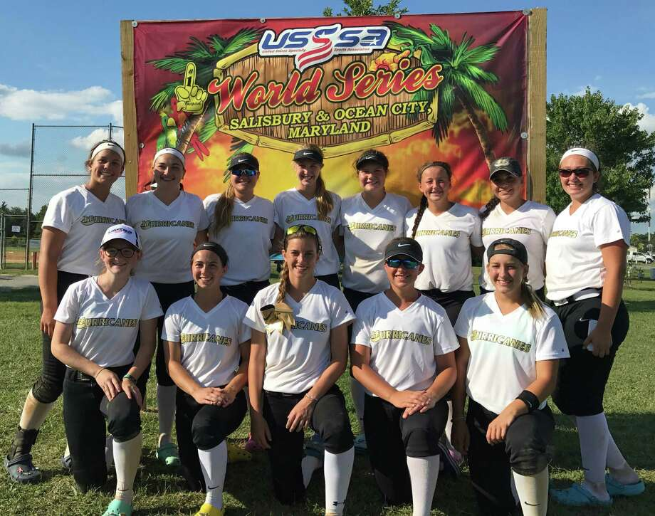 Saratoga County Hurricanes softball second in World Series